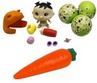 """Набор-сюрприз """"Крошки-Горошки"""" в морковке"""