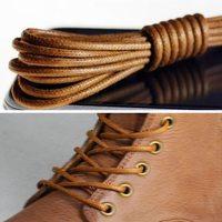 Шнурки для обуви круглые тонкие 2шт