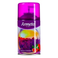 Сменный баллон для освежителя воздуха Armeto Лаванда и грейпфрут