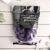 """Лизун-слайм цветной с блестками """"Морковка"""""""