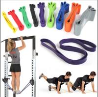 Силовая эластичная лента для фитнеса, 25 кг