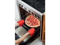 Коврик-форма для пиццы перфорированный, d35см, силикон