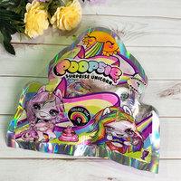 Игровой набор Poopsie Unicorn единорог со слаймом светящийся