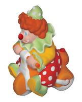 """Гипсовые фигурки для раскрашивания """"Клоуны"""""""