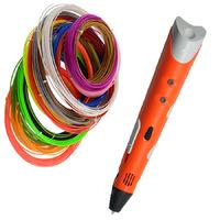 Цветной ABS-пластик для 3D-ручек 10м, 1 шт