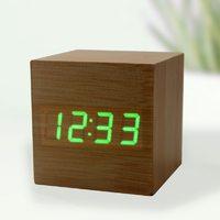 Электронные часы в деревянном корпусе VST-869-4