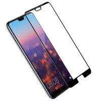 Защитное 5D стекло для Huawei P20 Pro