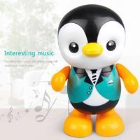 "Музыкальная игрушка ""Танцующий пингвин"""