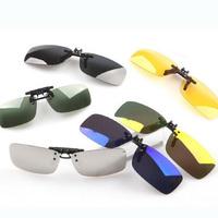 Водительские клипоны на очки, в футляре
