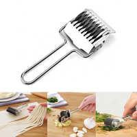 Роликовый нож для нарезки лапши и зелени