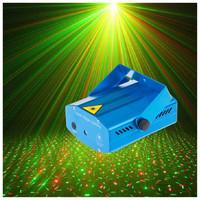 Лазерный проектор Mini Laser Light, точка XX-027