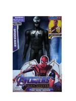 """Звуковая игрушка из вселенной Марвел """"Чёрный Человек паук"""", 29 см"""