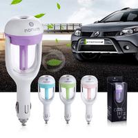 Увлажнитель-ароматизатор воздуха для автомобиля