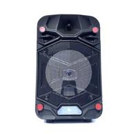 Портативная Bluetooth колонка с пультом ДУ DJ-606