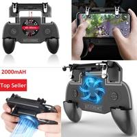 Мобильный геймпад с триггерами и вентилятором SR 2000mAh