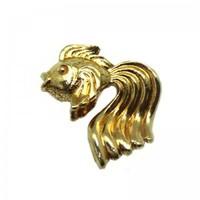 Кошельковый талисман - Рыбка золотая