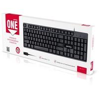 Клавиатура проводная SmartBuy One SBK-237-K
