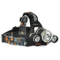 Hалобный светодиодный фонарь Boruit RJ-3000-T6