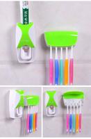 Органайзер-дозатор для пасты и зубных щеток Jinxin 300