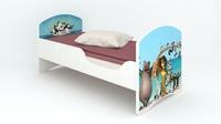 Кровать CLASSIC «МАДАГАСКАР»
