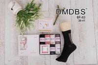 Подарочный набор женских носков + мыло DMDBS, 6 пар
