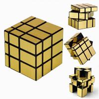 Головоломка-кубик ЗОЛОТО