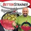 Дуршлаг накладка для слива воды Better Strainer