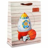 Пакет подарочный 30589-4