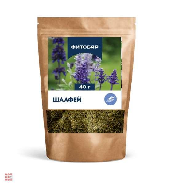 Фиточай «Фитобар №25 Шалфей»