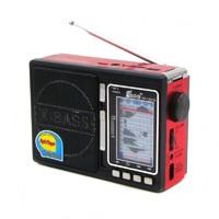 Радиоприемник с солнечной батареей Fepe FP-1338/1337
