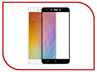 Защитное 5D стекло для Redmi Note 4X