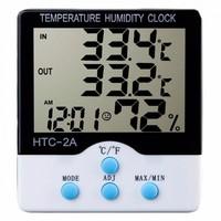 Термометр с выносным датчиком + гигрометр HTC-2A