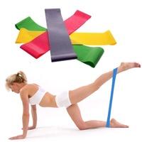 Лента эластичная для йоги и пилатеса