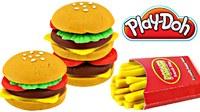 Набор Play-Doh «Бургер гриль»