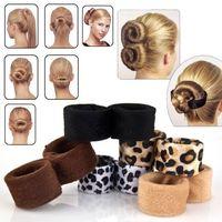 Оригинальные заколки для волос Hairagami Bun Tail оптом