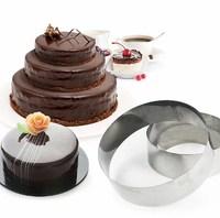 "Набор колец для выпечки ""Cake Baking Tool"", 3 шт"