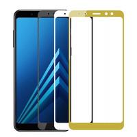 Защитное 5D стекло для Samsung Galaxy A8 Plus (2018г)/A730