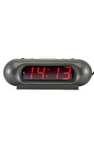Часы настольные VST 716-1 красные цифры