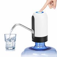 Автоматический насос для воды Automatic Water Dispenser, белый/чёрный