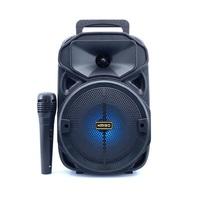Портативная Bluetooth колонка с микрофоном Kimiso KMS-3382