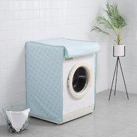 Чехол для стиральной машины, однотонный