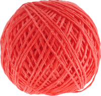 Шпагат полипропиленовый, 50 м, Красный