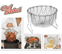 Складная корзинка для готовки Chef Basket (Шеф Баскет)