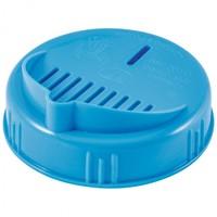 Крышка для слива п/э для Твист банок d 100 мм