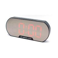 Настольные часы 6099-1 красные цифры