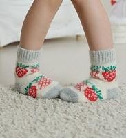 Носки шерстяные для малышей