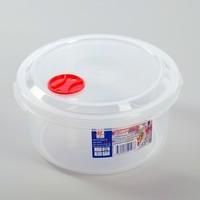 Контейнер для продуктов с клапаном для СВЧ 1,2л
