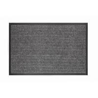 Грязезащитный придверный коврик 50х80см, Серый