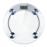Весы напольные электронные до 180 кг, круглые