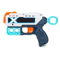 Пистолет-бластер X-Warrior с мягкими патронами